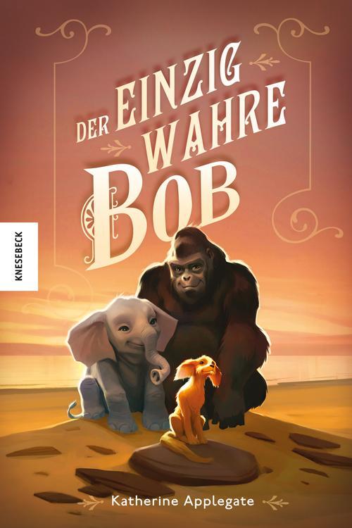 Cover-Bild Der einzig wahre Bob