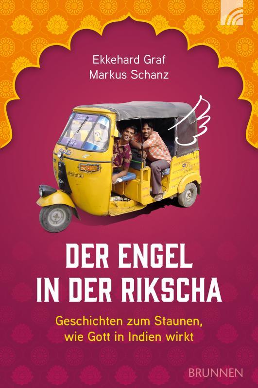 Cover-Bild Der Engel in der Rikscha