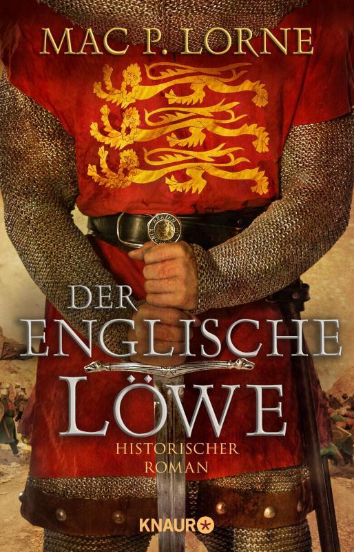 Cover-Bild Der englische Löwe