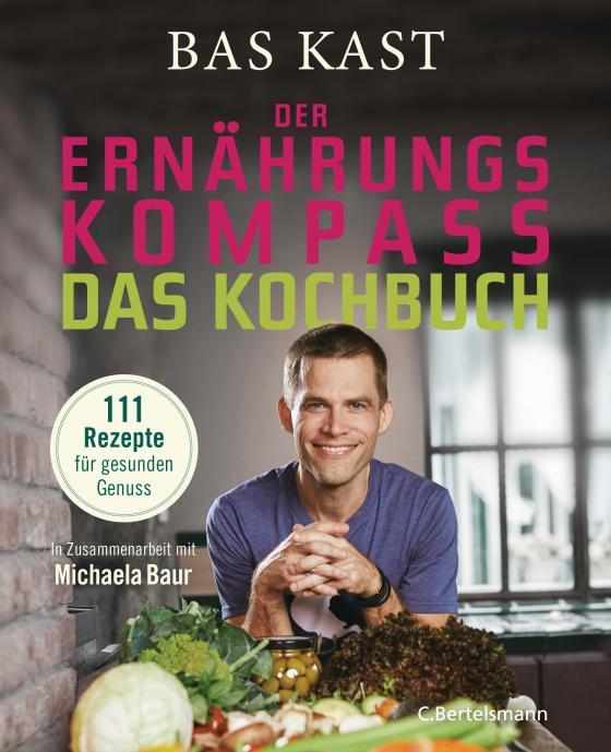 Cover-Bild Der Ernährungskompass - Das Kochbuch