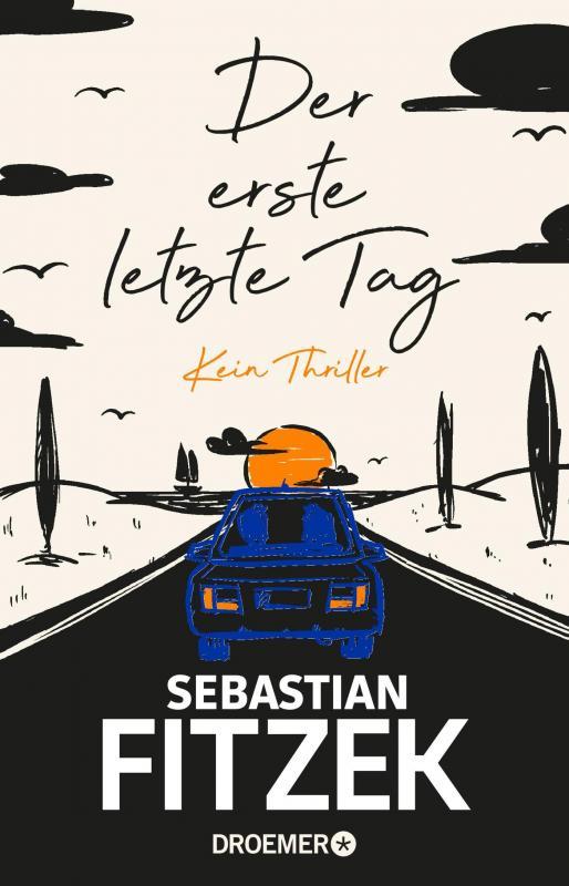 Cover-Bild Der erste letzte Tag