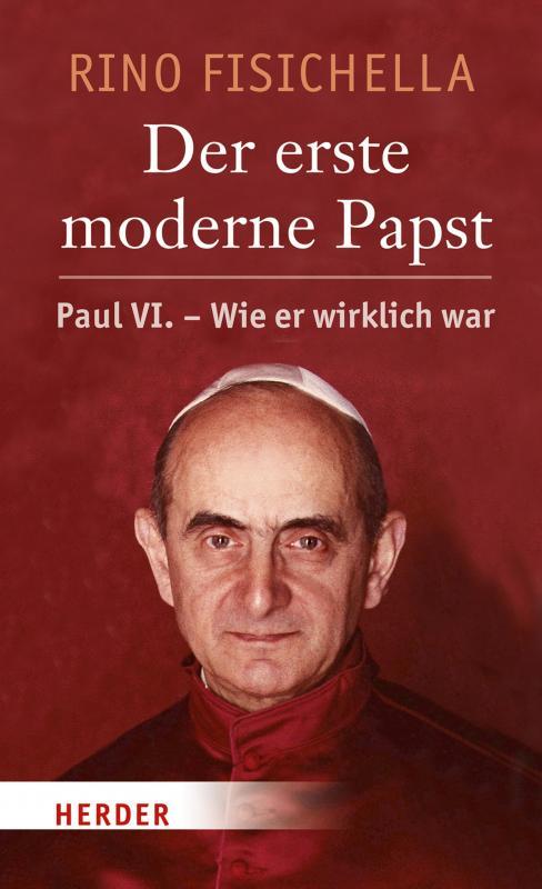 Cover-Bild Der erste moderne Papst