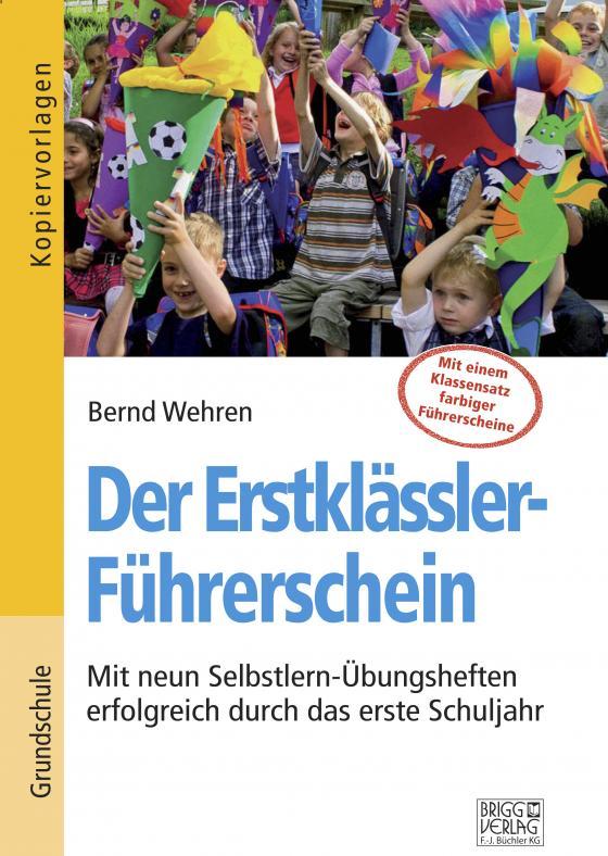 Cover-Bild Der Erstklässler-Führerschein