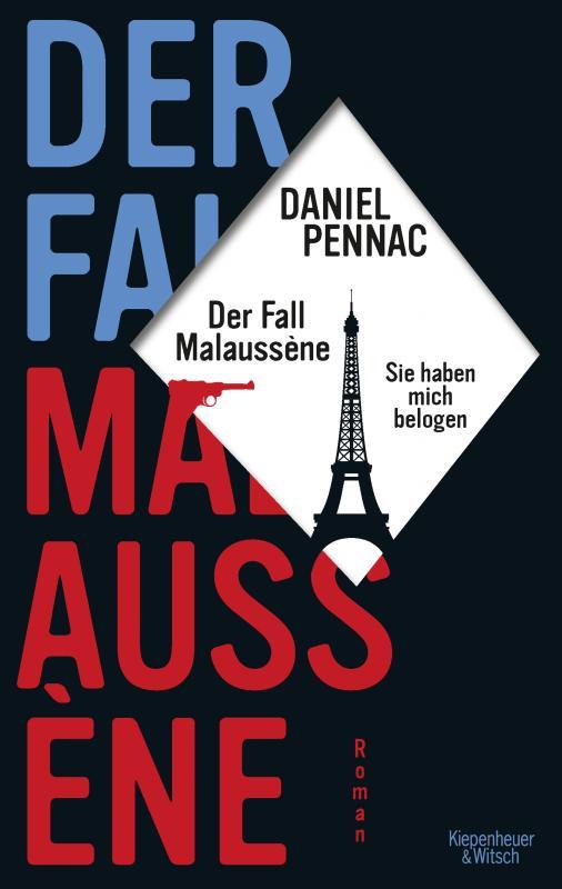 Cover-Bild Der Fall Malaussène - sie haben mich belogen