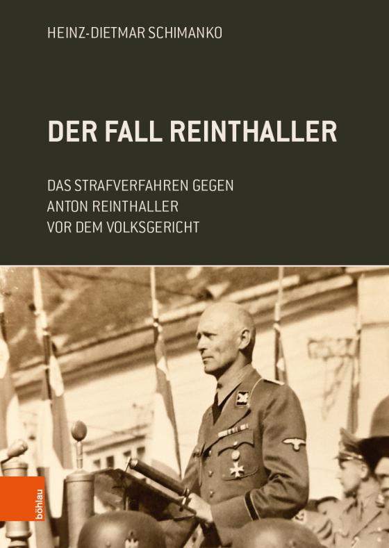 Cover-Bild Der Fall Reinthaller
