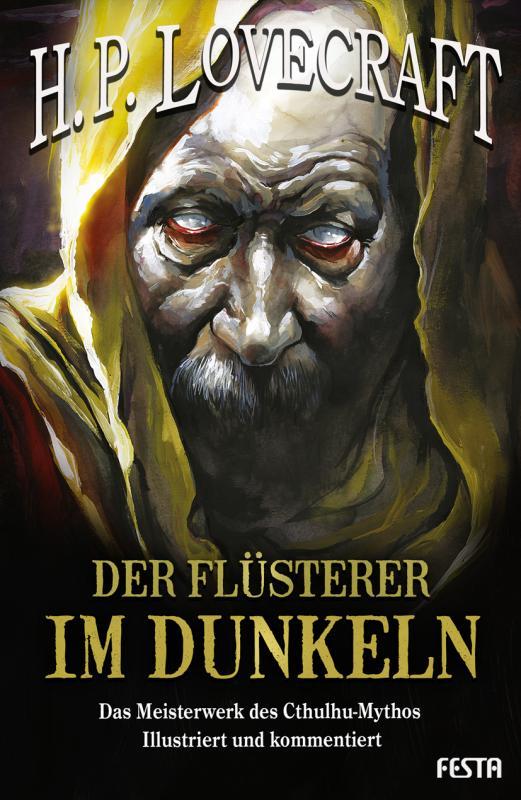Cover-Bild Der Flüsterer im Dunkeln