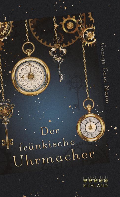 Cover-Bild Der fränkische Uhrmacher