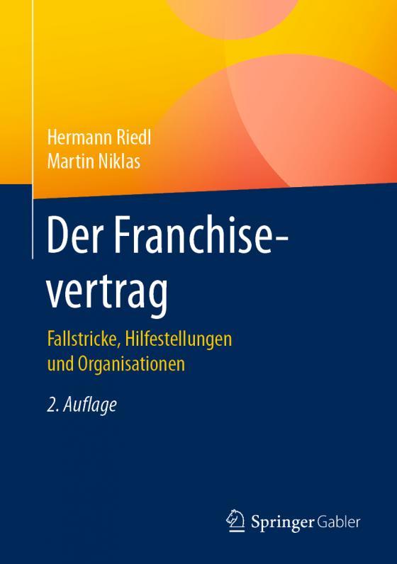Cover-Bild Der Franchisevertrag