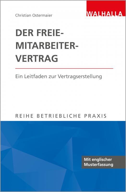 Cover-Bild Der Freie-Mitarbeiter-Vertrag