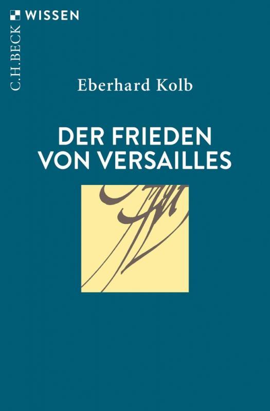Cover-Bild Der Frieden von Versailles