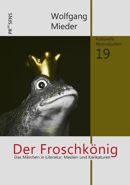Cover-Bild Der Froschkönig