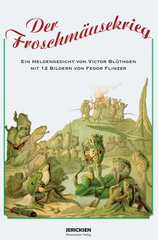 Cover-Bild Der Froschmäusekrieg