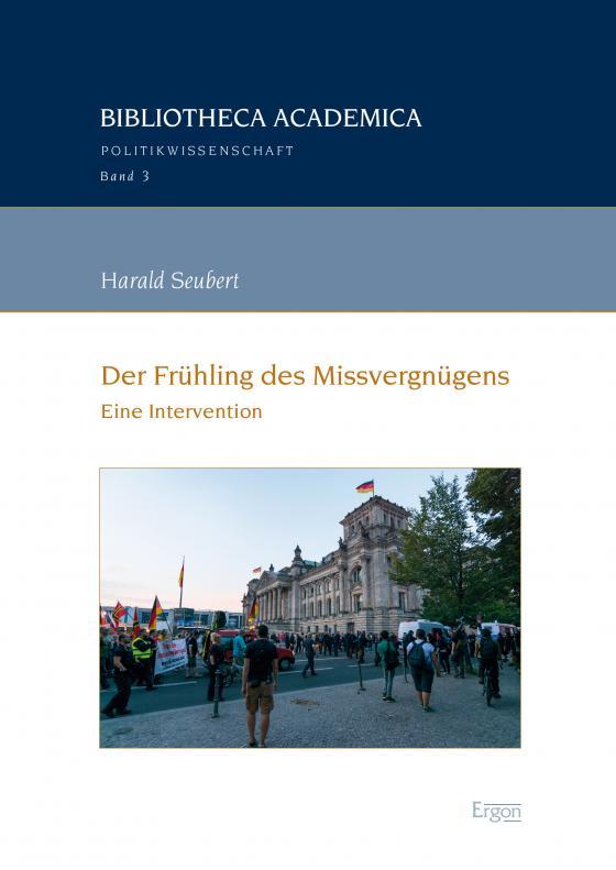 Cover-Bild Der Frühling des Missvergnügens