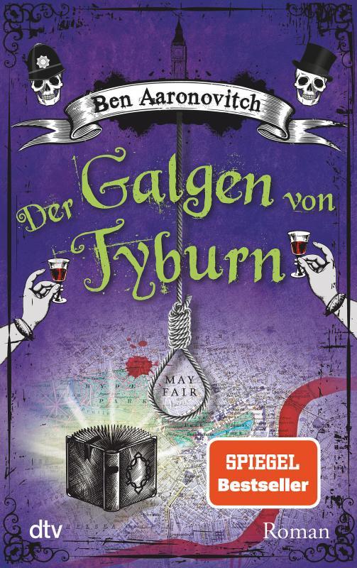 Cover-Bild Der Galgen von Tyburn