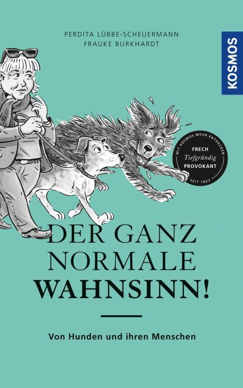 Cover-Bild Der ganz normale Wahnsinn!