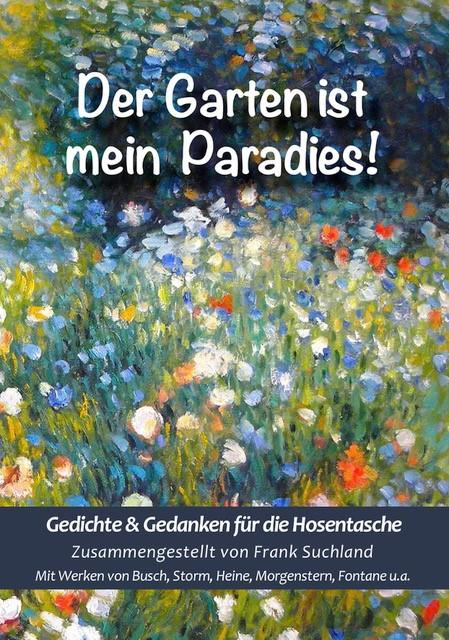 Cover-Bild Der Garten ist mein Paradies