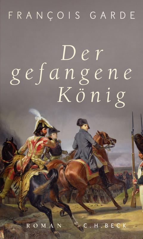 Cover-Bild Der gefangene König