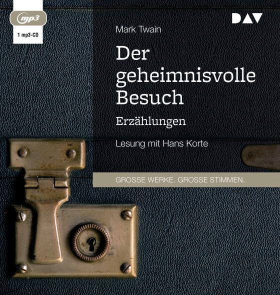 Cover-Bild Der geheimnisvolle Besuch. Erzählungen