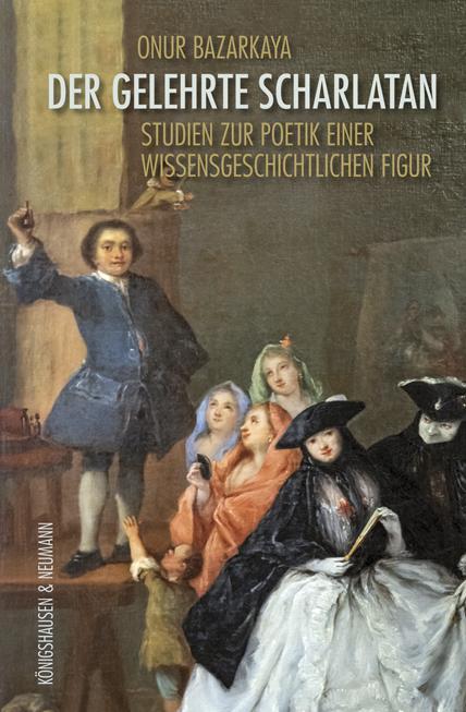 Cover-Bild Der gelehrte Scharlatan