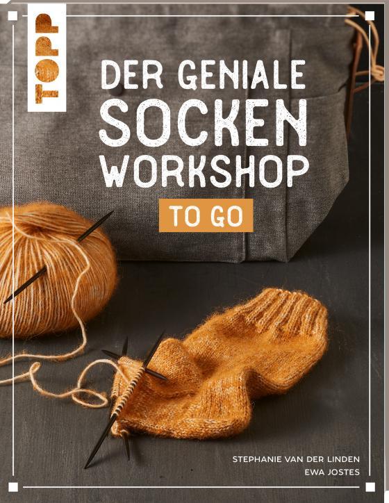 Cover-Bild Der geniale Socken-Workshop to go
