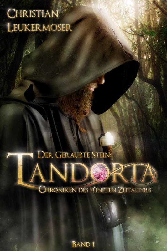 Cover-Bild Der geraubte Stein - Tandoria - Chroniken des 5. Zeitalters 1