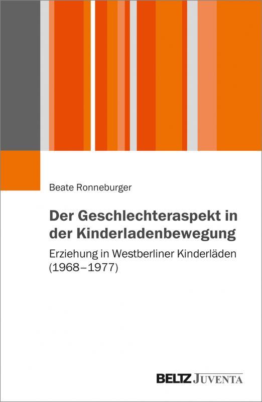 Cover-Bild Der Geschlechteraspekt in der Kinderladenbewegung
