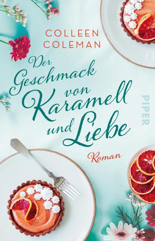 Cover-Bild Der Geschmack von Karamell und Liebe