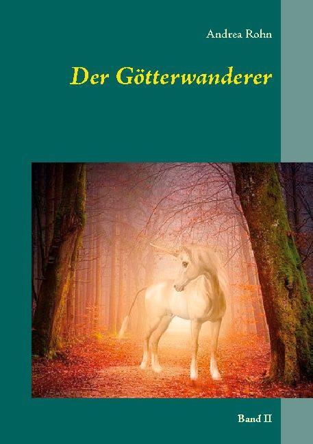 Cover-Bild Der Götterwanderer
