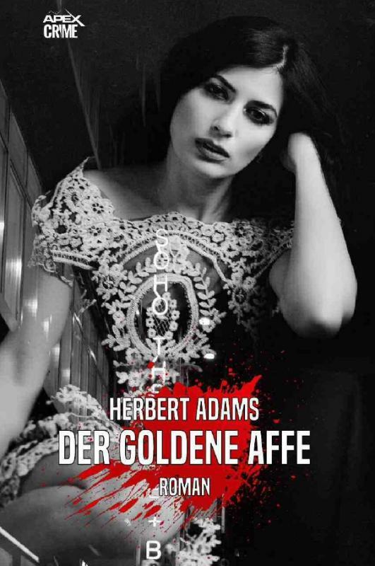 Cover-Bild DER GOLDENE AFFE