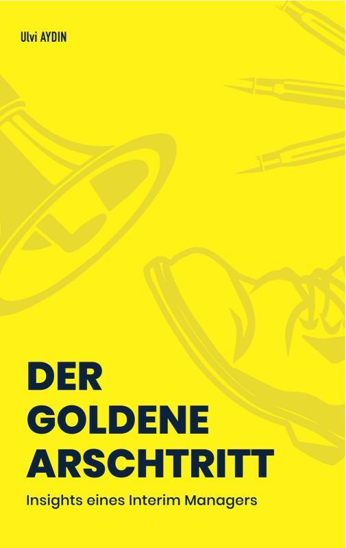 Cover-Bild Der goldene Arschtritt