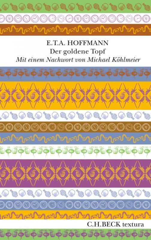 Cover-Bild Der goldene Topf