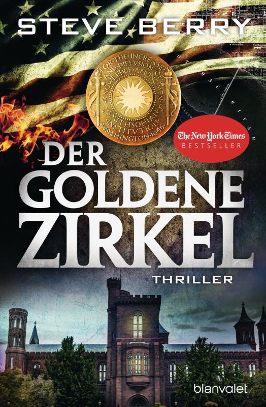 Cover-Bild Der goldene Zirkel