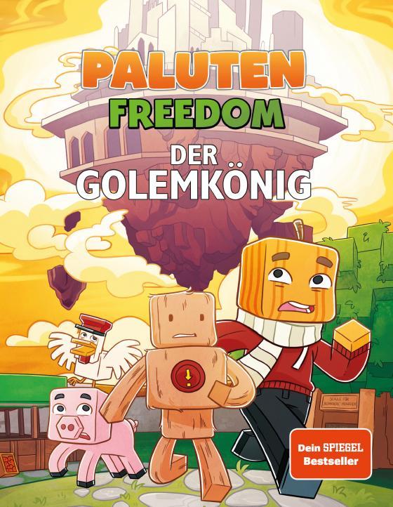 Cover-Bild Der Golemkönig