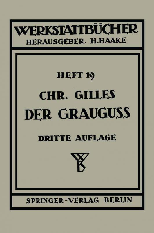 Cover-Bild Der Grauguß