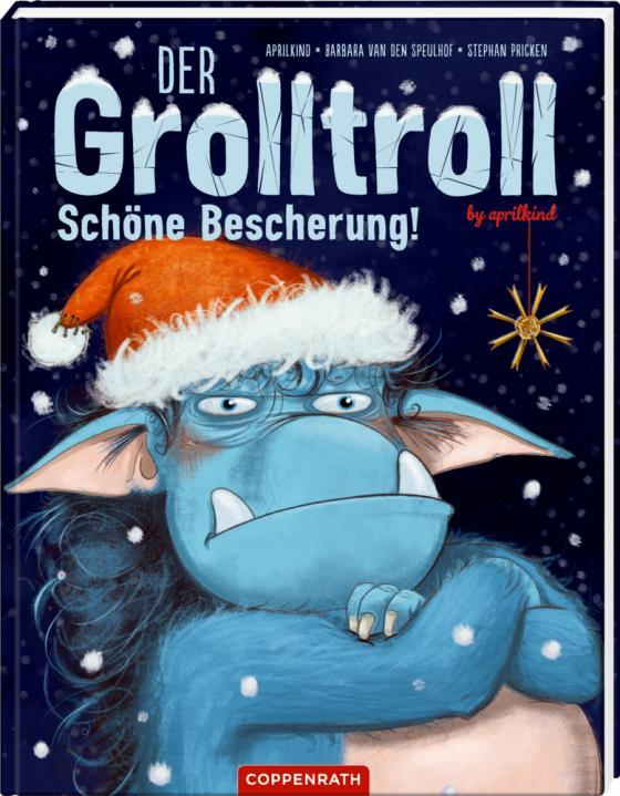 Cover-Bild Der Grolltroll - Schöne Bescherung! (Bd. 4)