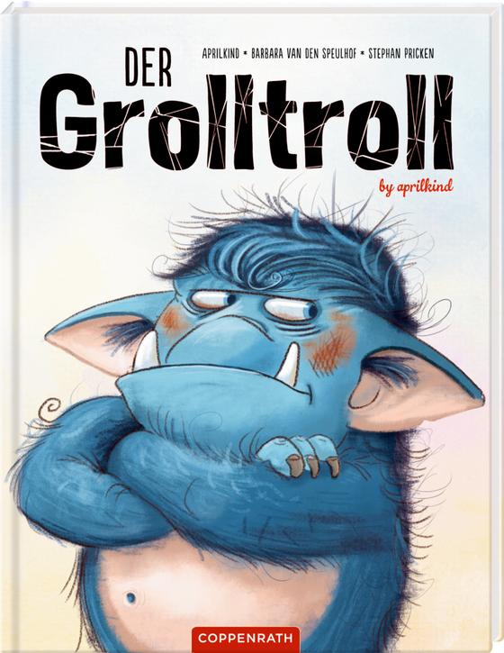 Cover-Bild Der Grolltroll