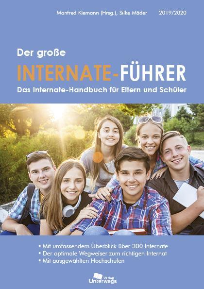 Cover-Bild Der große Internate-Führer 2019/2020