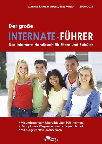 Cover-Bild Der große Internate-Führre 2020/2021