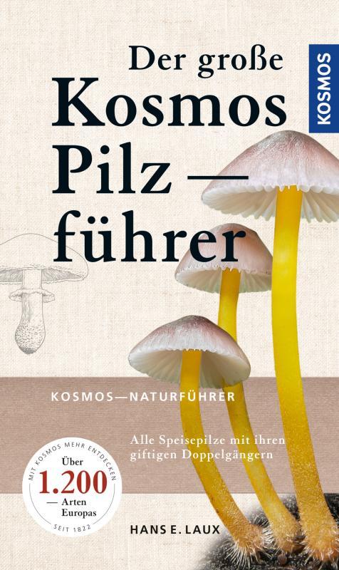 Cover-Bild Der große Kosmos Pilzführer