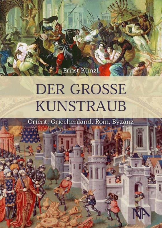 Cover-Bild Der große Kunstraub