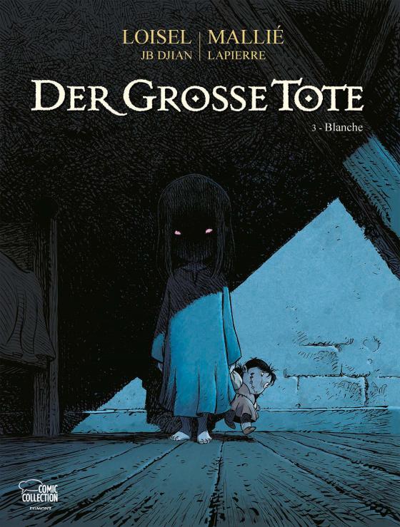 Cover-Bild Der große Tote 03