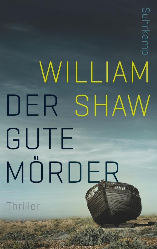 Cover-Bild Der gute Mörder