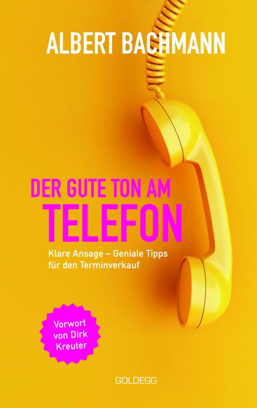 Cover-Bild Der gute Ton am Telefon