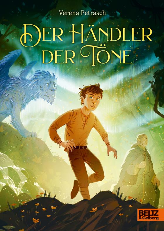 Cover-Bild Der Händler der Töne