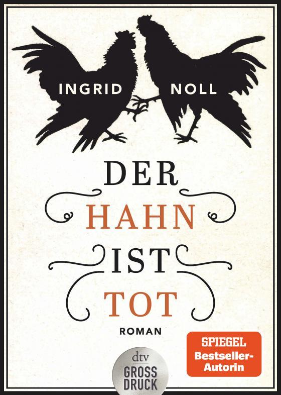 Cover-Bild Der Hahn ist tot