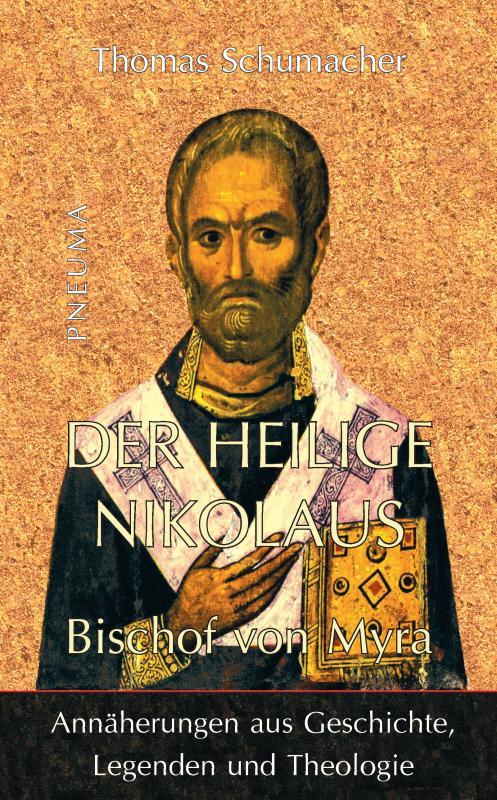 Cover-Bild Der heilige Nikolaus, Bischof von Myra