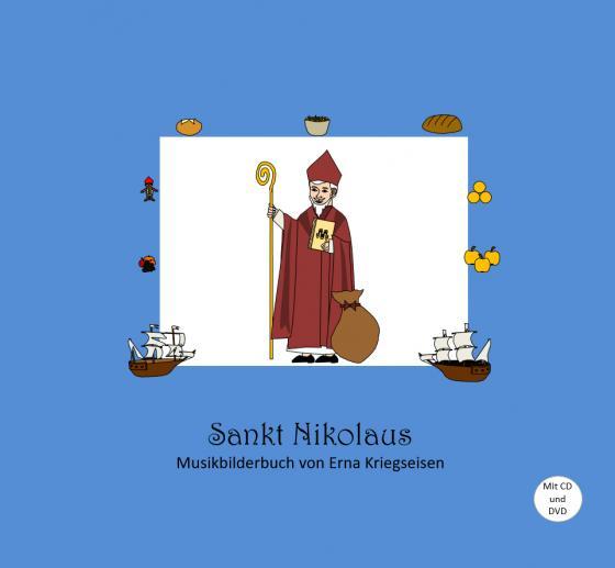 Cover-Bild Der Heilige Nikolaus