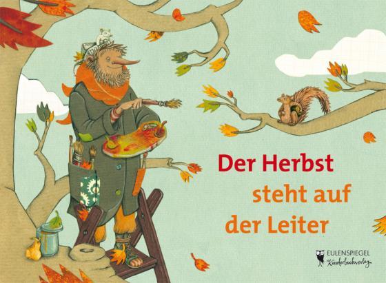 Cover-Bild Der Herbst steht auf der Leiter