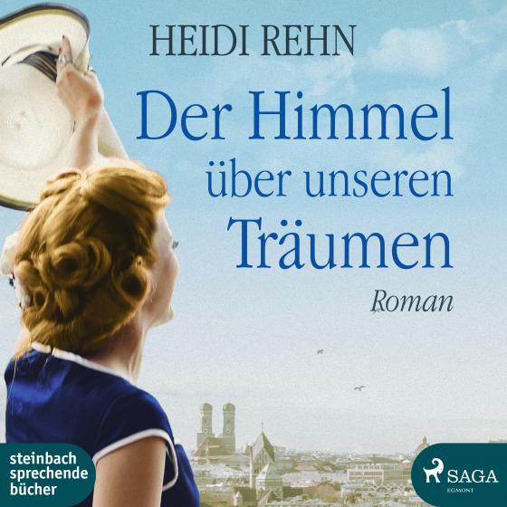 Cover-Bild Der Himmel über unseren Träumen