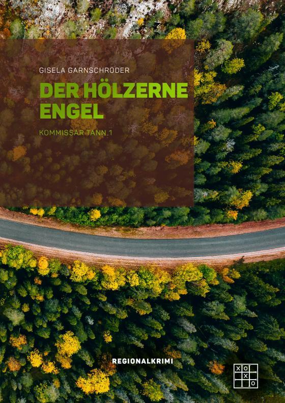 Cover-Bild Der hölzerner Engel